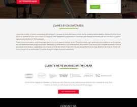 #11 untuk Build a Website's Design for a Digital Agency oleh uniqueclick