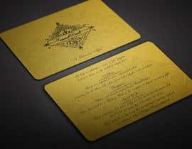 BikashBapon tarafından Golden ticket wedding invitation için no 12