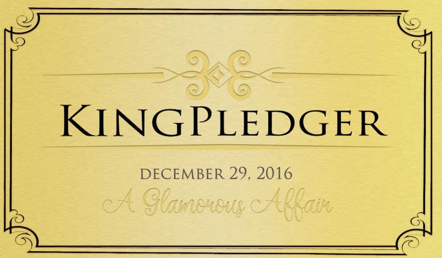 Entry 11 By Briannasprague For Golden Ticket Wedding Invitation