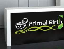 stylishwork tarafından Primal Birth - logo for a doula business için no 12