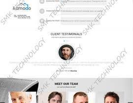 findprojects tarafından Build a Website for Kamodo Design için no 4