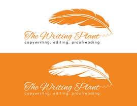 UsmanSiraj1998 tarafından Design a Logo - The Writing Plant için no 43