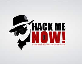 #336 para Logo Design for Hack me NOW! por Clacels