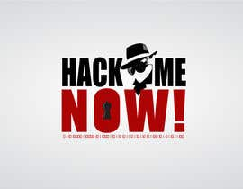 #337 para Logo Design for Hack me NOW! por Clacels