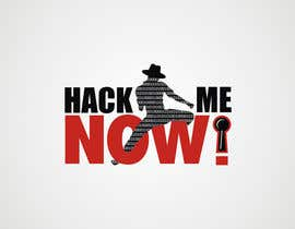 #313 para Logo Design for Hack me NOW! por vidyag1985
