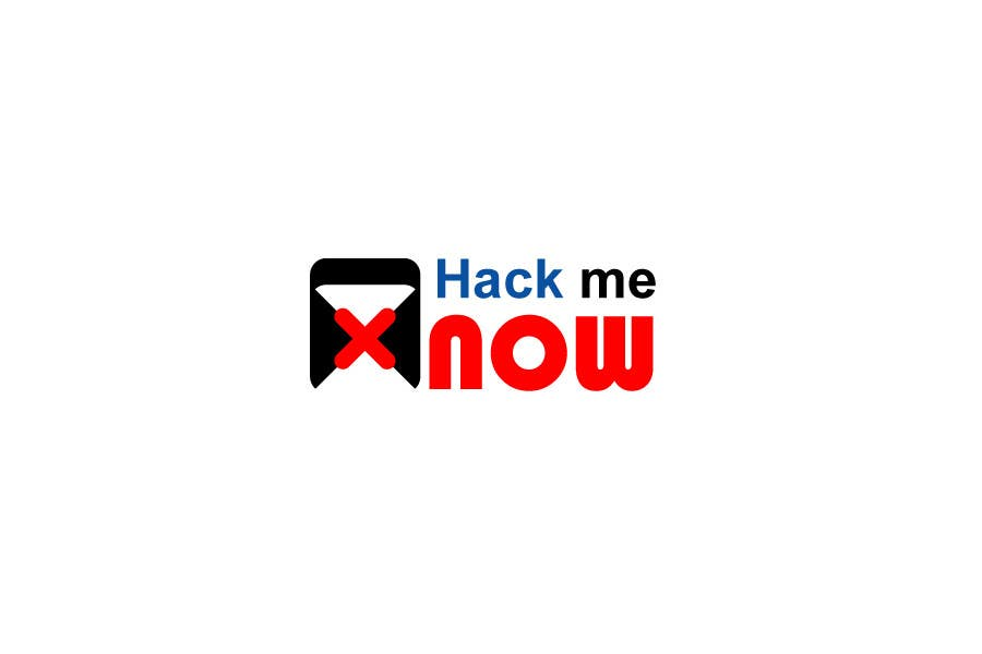 Logo Design for Hack me NOW!