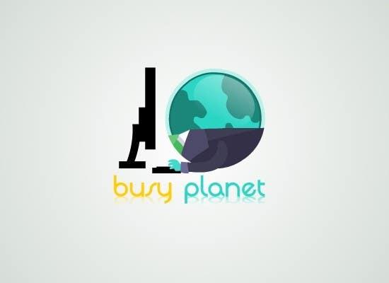 Конкурсная заявка №55 для Logo Design for BusyPlanet