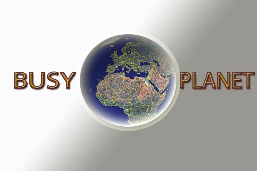 Конкурсная заявка №65 для Logo Design for BusyPlanet
