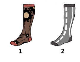 #35 for Cycling Sock Concept Design Contest af phoenix1691