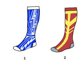 #37 for Cycling Sock Concept Design Contest af phoenix1691