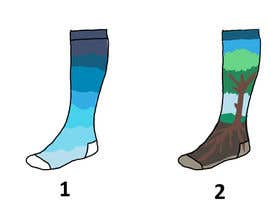 #38 for Cycling Sock Concept Design Contest af phoenix1691