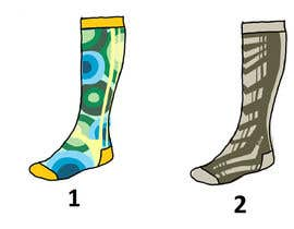 #39 for Cycling Sock Concept Design Contest af phoenix1691