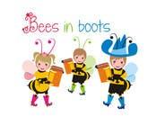 Graphic Design Inscrição do Concurso Nº61 para Bees in Boots Logo Design