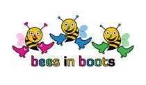 Graphic Design Inscrição do Concurso Nº20 para Bees in Boots Logo Design