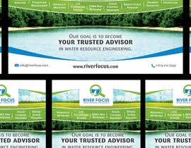 #11 for Design Advertisements for a Water Resources Consulting Firm af csoxa