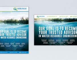 #43 for Design Advertisements for a Water Resources Consulting Firm af morfinamc