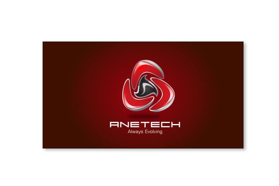 Конкурсная заявка №451 для Logo Design for Anetech