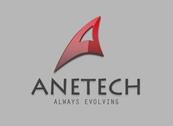 Конкурсная заявка №566 для Logo Design for Anetech