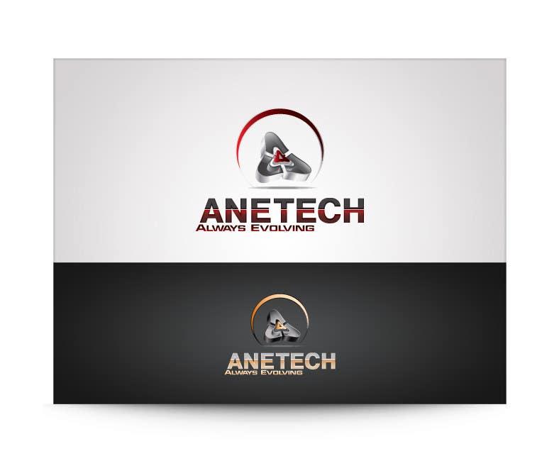 Конкурсная заявка №502 для Logo Design for Anetech