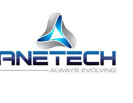 #604 for Logo Design for Anetech af suhailgauri