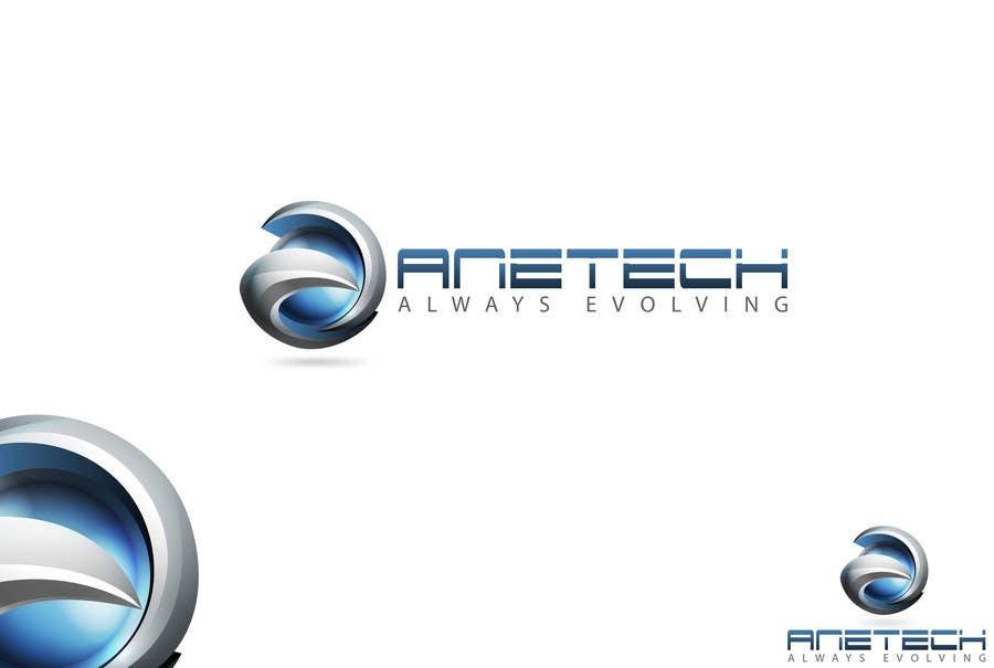 Конкурсная заявка №622 для Logo Design for Anetech