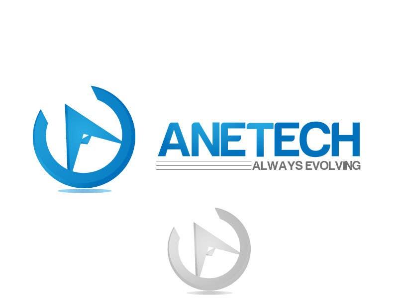 Logo Design Contest Entry #388 for Logo Design for Anetech