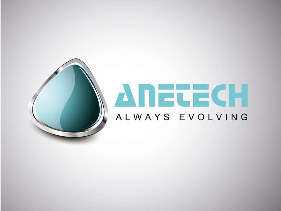 Конкурсная заявка №569 для Logo Design for Anetech