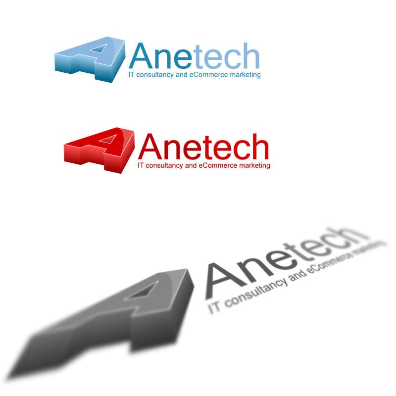 Logo Design Contest Entry #495 for Logo Design for Anetech