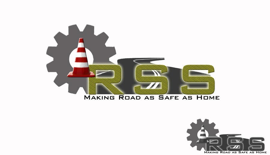 #117 for Logo Design for Road Safety Spares by eternallight
