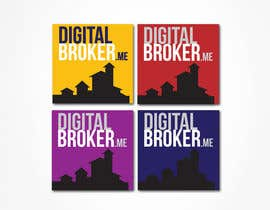 #84 for Graphic Design for DigitalBroker.me af EndorphinDesign