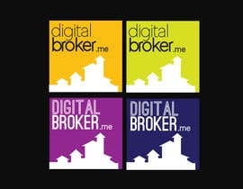 #54 for Graphic Design for DigitalBroker.me by EndorphinDesign
