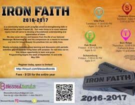 suryaimelanda tarafından Flyer Iron Faith 2016-2017 için no 8