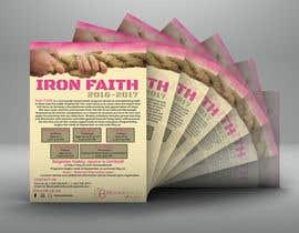 saikat9999 tarafından Flyer Iron Faith 2016-2017 için no 26