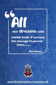 Prodesigns786 tarafından Images with quotes from Disney and other için no 7