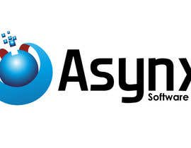 #137 para Logo Design for Asynx Software Inc por hungdesign