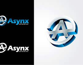 vndesign2011 tarafından Logo Design for Asynx Software Inc için no 53