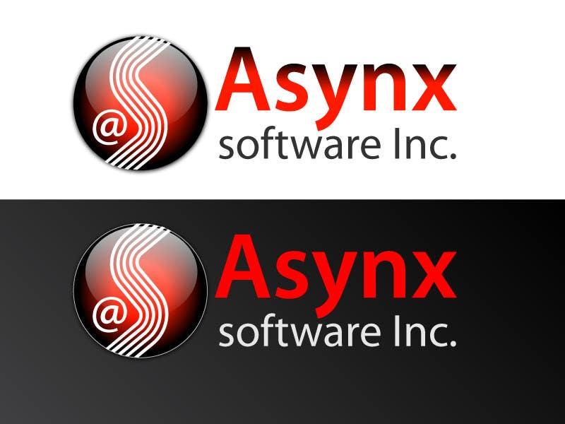 Inscrição nº                                         139                                      do Concurso para                                         Logo Design for Asynx Software Inc