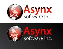 stephen66 tarafından Logo Design for Asynx Software Inc için no 139
