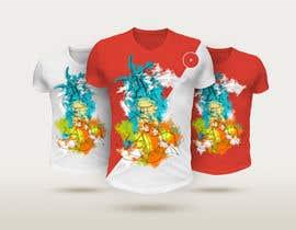 laczkomate tarafından Graphic Design for Foster Care T-Shirt için no 15