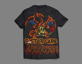 A7mdSalama tarafından Graphic Design for Foster Care T-Shirt için no 27