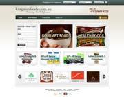 Bài tham dự #37 về Graphic Design cho cuộc thi Website Design for Kingston Foods Australia