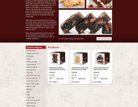 #64 untuk Website Design for Kingston Foods Australia oleh TebbsDesign