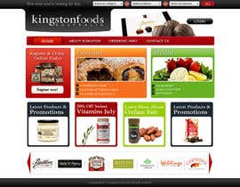 techwise tarafından Website Design for Kingston Foods Australia için no 48