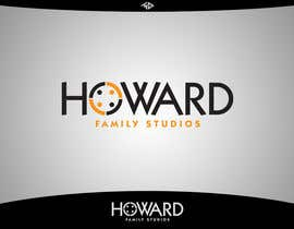 nº 34 pour Logo Design for Howard Family Studios par MladenDjukic