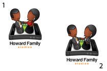 #183 for Logo Design for Howard Family Studios by Ferrignoadv