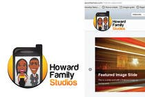 #100 for Logo Design for Howard Family Studios by Ferrignoadv