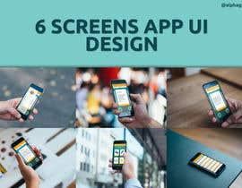 alphagraphx tarafından Design an App Mockup için no 11