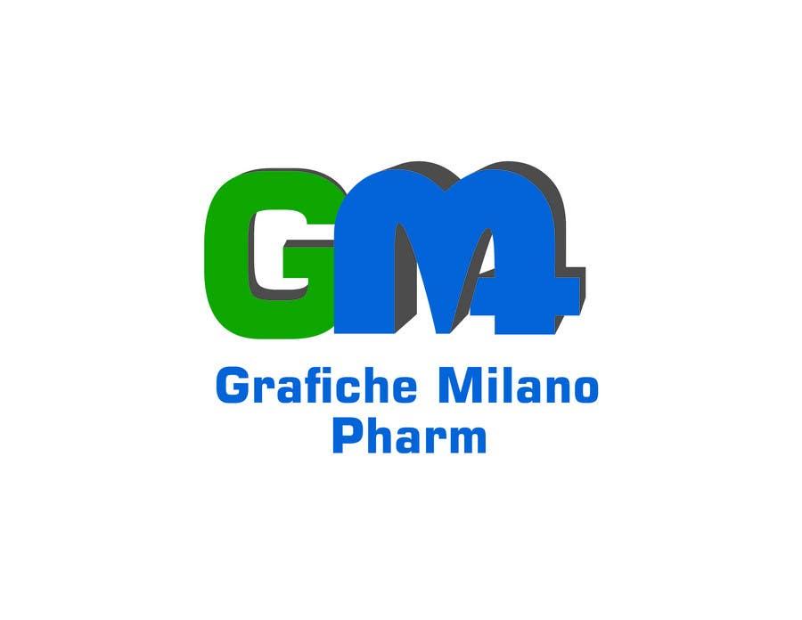 Contest Entry #                                        98                                      for                                         Logo Design for Grafiche Milano Pharm