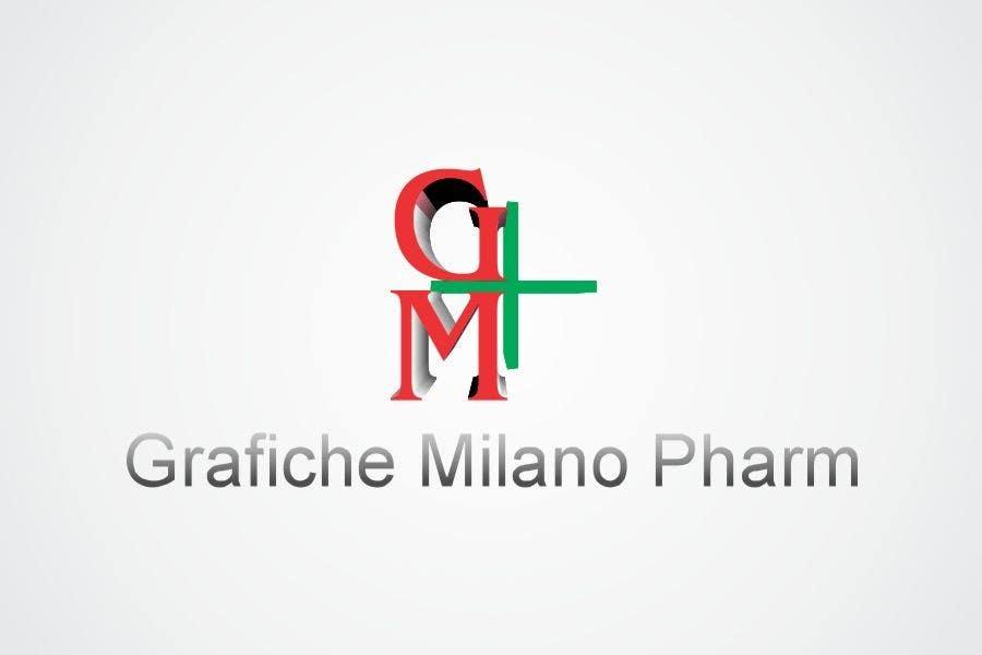 Konkurrenceindlæg #                                        110                                      for                                         Logo Design for Grafiche Milano Pharm
