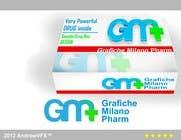 Graphic Design Contest Entry #50 for Logo Design for Grafiche Milano Pharm